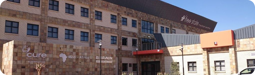 Free State Medical Centre
